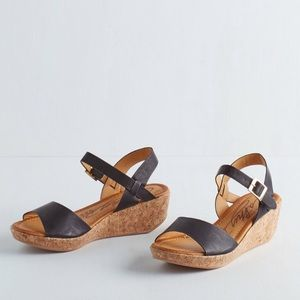 ModCloth Sweet and Savor It Wedge